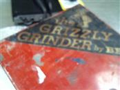 GRIZZLY INDUSTRIAL Disc Grinder GRINDER 1460 GRIZZLY GRINDER 1460